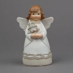 Anděl s stromečkem v rukou