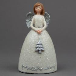 Anděl se stromečkem