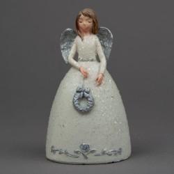 Anděl s věncem