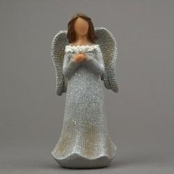 Anděl Dívka s Jutovými...